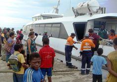 Ramu NiCo helps in sea tragedy