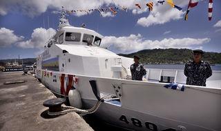 Indonesia in joint ocean patrol