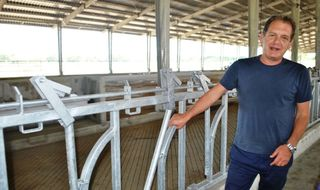 Deputy PM visits new dairy farm