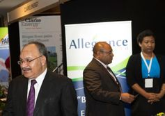 APEC high on agenda at mining expo