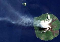Manam volcano alert heightened