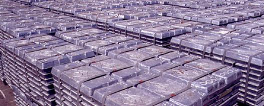 Falling stocks galvanise zinc price