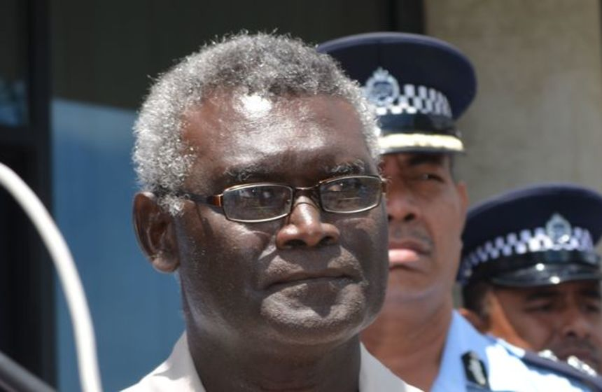 Solomons PM ousted