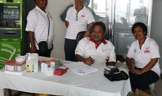 Drive to ease blood shortage