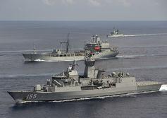Military exercise Bersama Shield wraps up