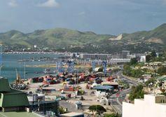PNG dock workers return