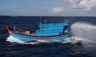 Vietnamese captains jailed for illegal fishing