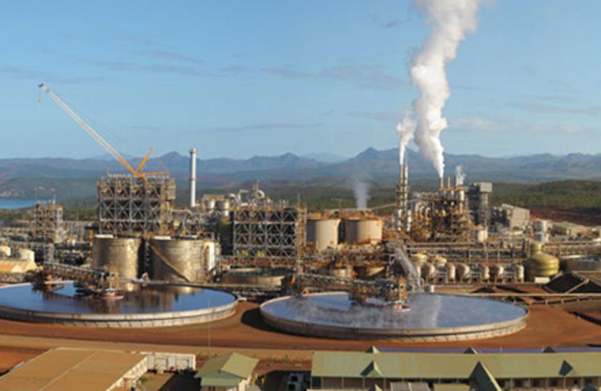 Vale é condenada por vazamento de ácido em Nova Caledônia